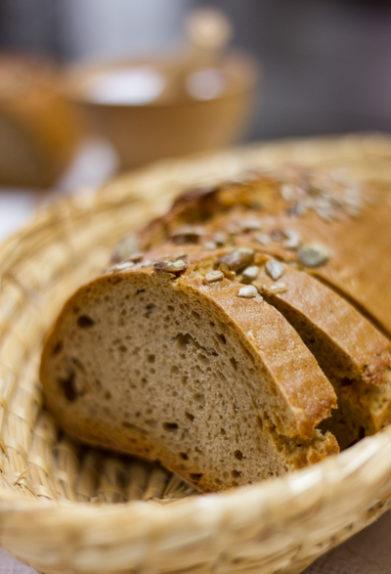 kvaskovy chleb krepenice