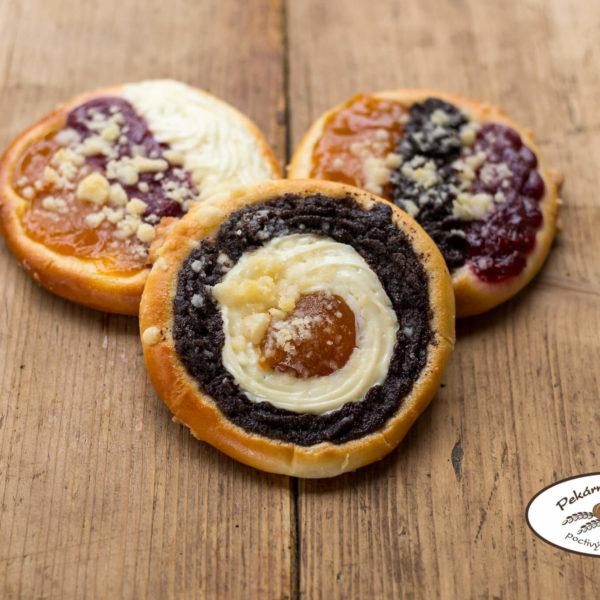 poctive kolace z pekarny
